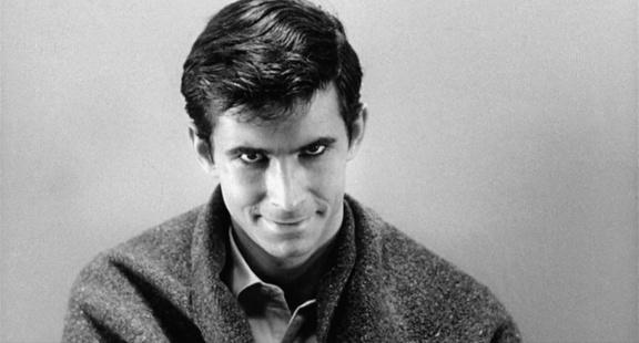 Norman Bates. Assustador.
