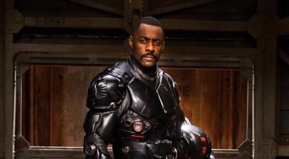 Idris Elba. Que homem!