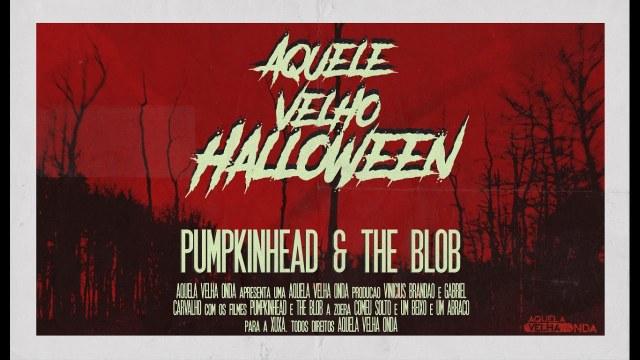 poster de Aquele Velho Halloween