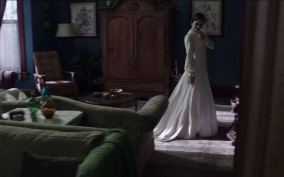 """""""Gosto de usar branco porque sonho em casar um dia."""""""