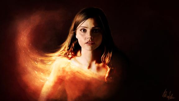 Clara, a garota impossível. Substituta de Amy?