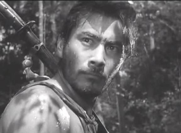 Toshiro Mifune. Um dos grandes atores na história do Japão.
