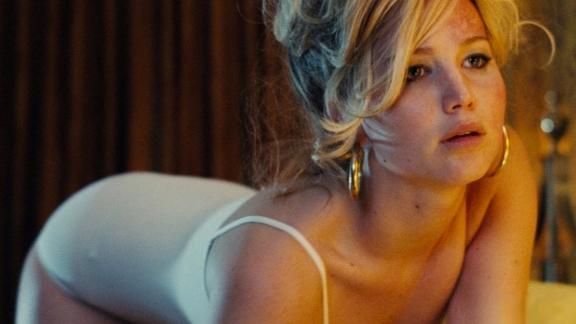 Jennifer Lawrence em cena. Espetacular.