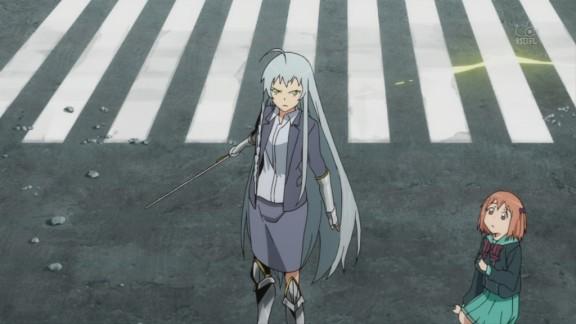 Emilia quase sem poderes.