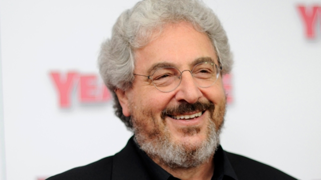 Actor/director Harold Ramis arrives for the premiere of