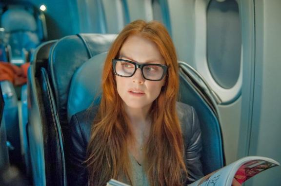 Julianne Moore. Com ela, o filme contabiliza cinco ruivas.