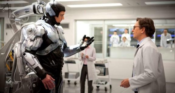 Murphy renasce diante do criador de sua tecnologia. Tragédias pessoais para todo mundo.