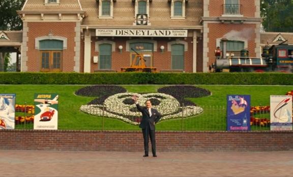 """""""Sou eu, o Tom Han... Quer dizer, o Walt Disney."""""""