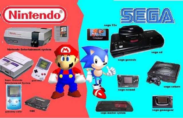 Sega-Nintendo