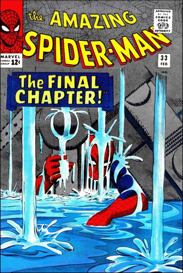 steve-ditko-amazing-spider-man-33