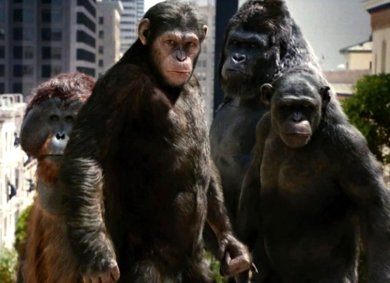 Planeta Dos Macacos o Confronto Wallpaper o Planeta Dos Macacos Teve