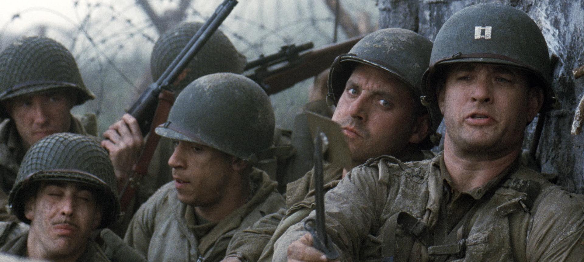 Filme Resgate De Uma Vida for o resgate do soldado ryan | aquela velha onda.