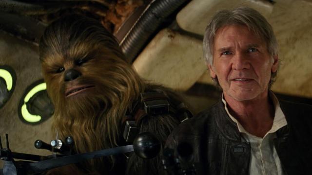 Han e Chewie
