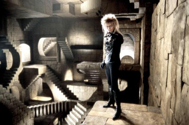 Reise ins Labyrinth, Die