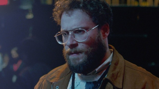 Seth Rogen como Woz