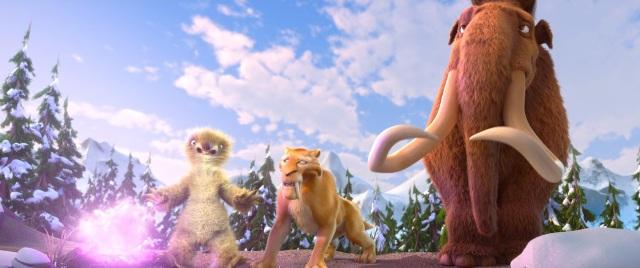 Sid, Diego e Manny
