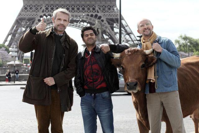protagonistas em Paris
