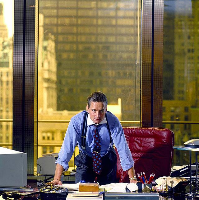 Michael Douglas como Gordon Gekko.jpg