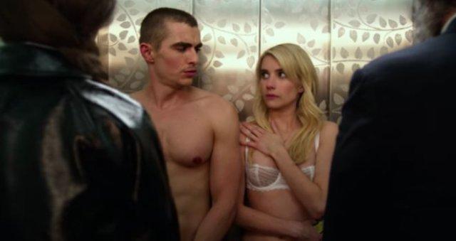 semi-nus-em-elevador