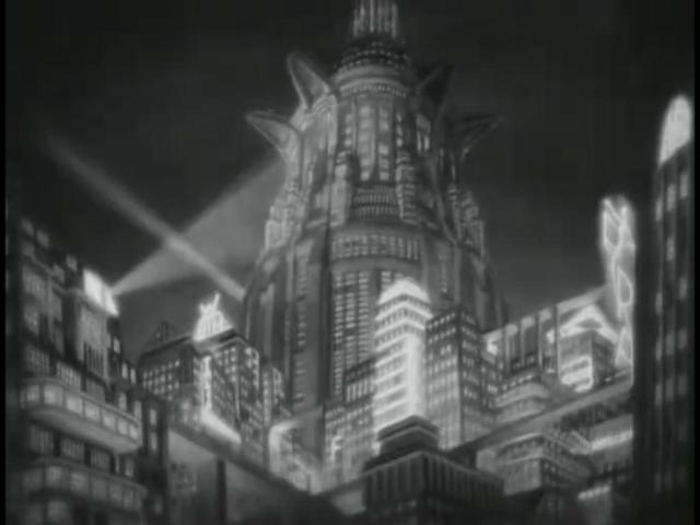 a Metropolis