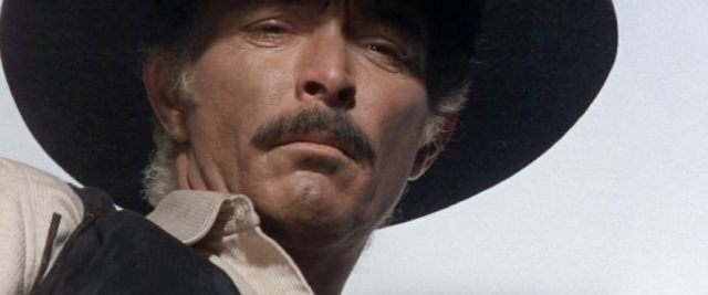 Close em Lee Van Cleef