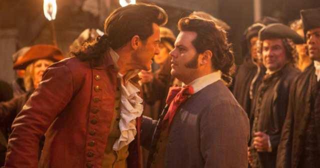 Gaston e Lefou