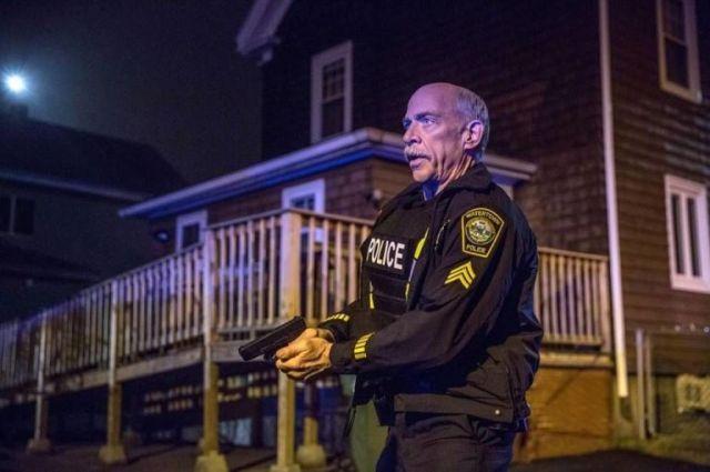 JK Simmons como policial veterano