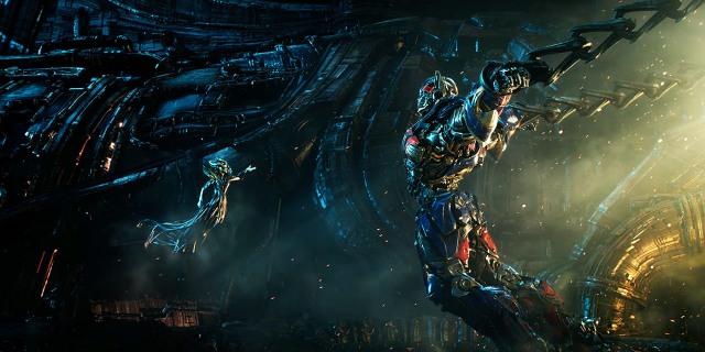 Quintessa rende Optimus Prime
