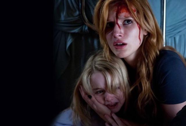 irmãs com medo