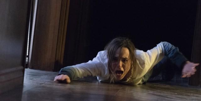 Ellen Page arrastada