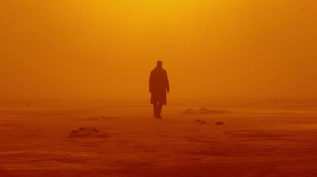 K caminha no deserto
