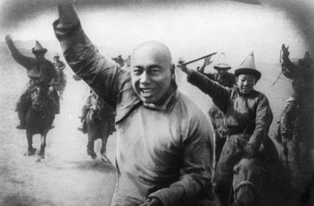mongol herói