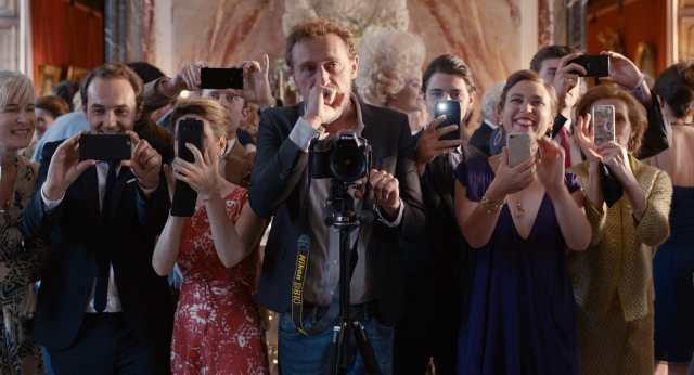 fotógrafo indignado com celulares