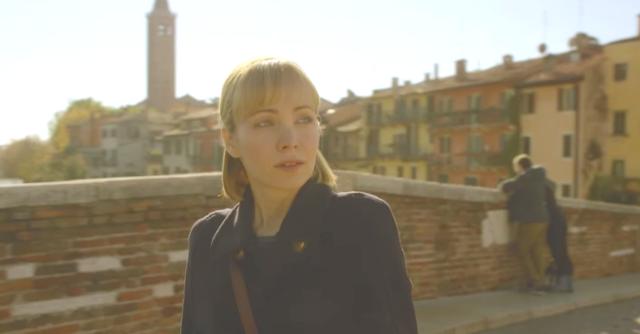 Lucy em Verona