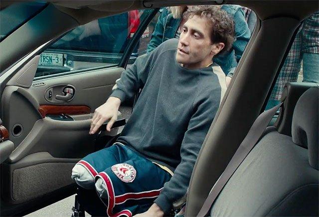 jake sem pernas tenta entrar no carro