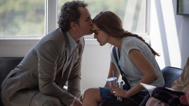 beijo romântico antes da intervencao