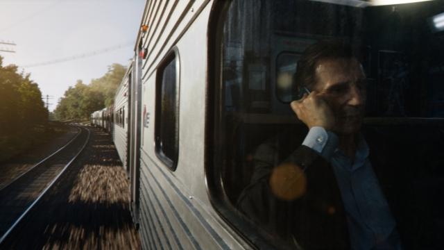 celular no trem