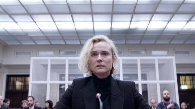kruger testemunha em tribunal