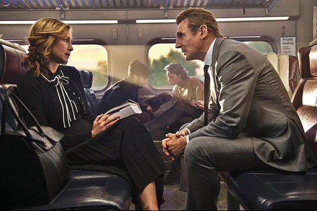 Film Review The Commuter