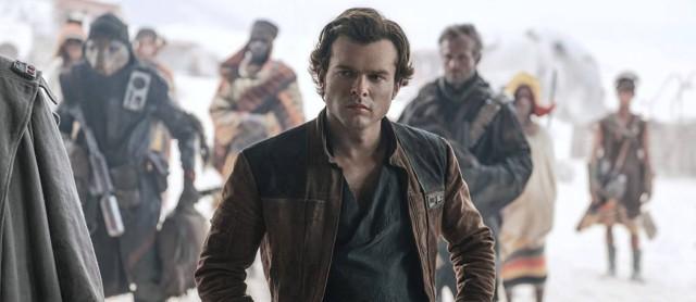 Alden como Han