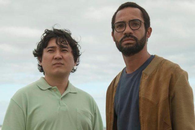 Mitsuo e Roberto