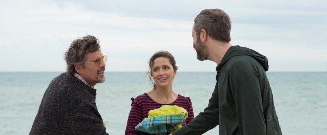 Trevor, Annie e Duncan